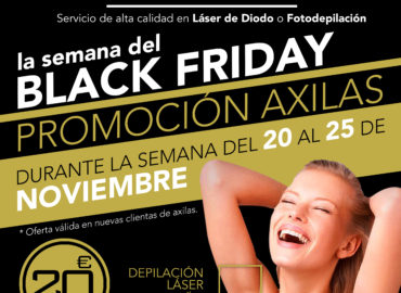 BLACK FRIDAY LÁSER DE DIODO